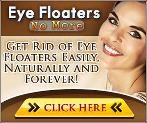 Eye Floaters Natural Cure